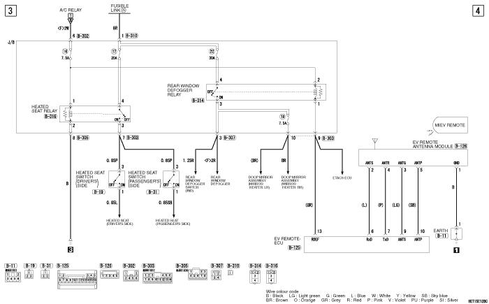 mmc i-miev MiEV  REMOTE SYSTEM левый руль