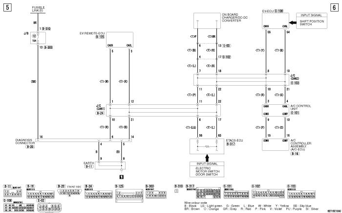 mmc i-miev MiEV  REMOTE SYSTEM (правый руль)