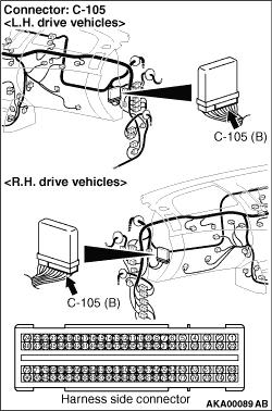 Code No  P2149: Injector Common 2 (cylinder No  2 and No  3