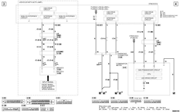 mmc Lancer X 2008 фары DISCHARGE TYPE