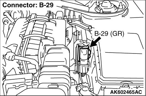 engine coolant temp circuit high input