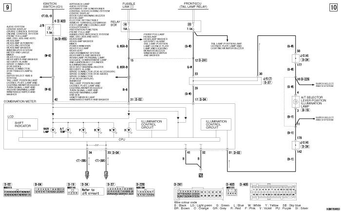 mmc Pajero 4 2012 INVECS-II  5АКПП 4M41 (левый руль)