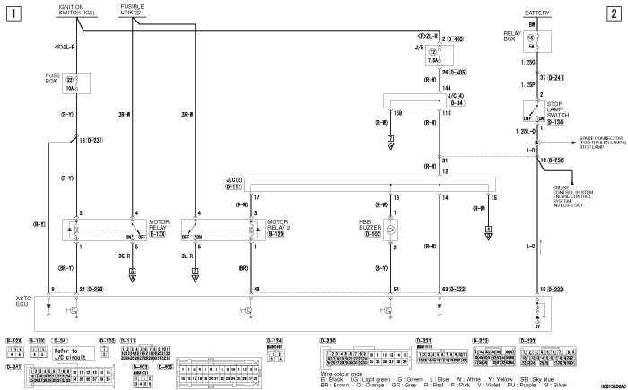 mmc Pajero 4 2012 HBB,  EBD, ABS AND ASTC 6G7